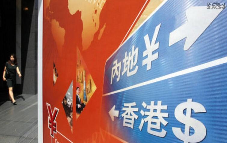 香港Hibor大涨
