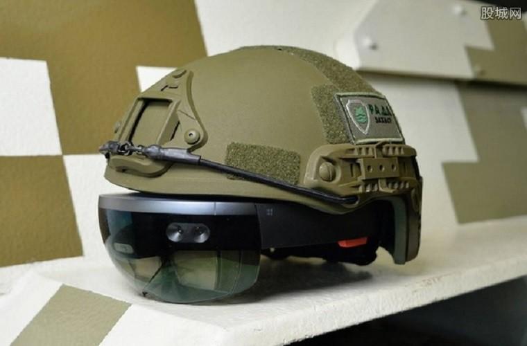 微软产品延伸军事领域