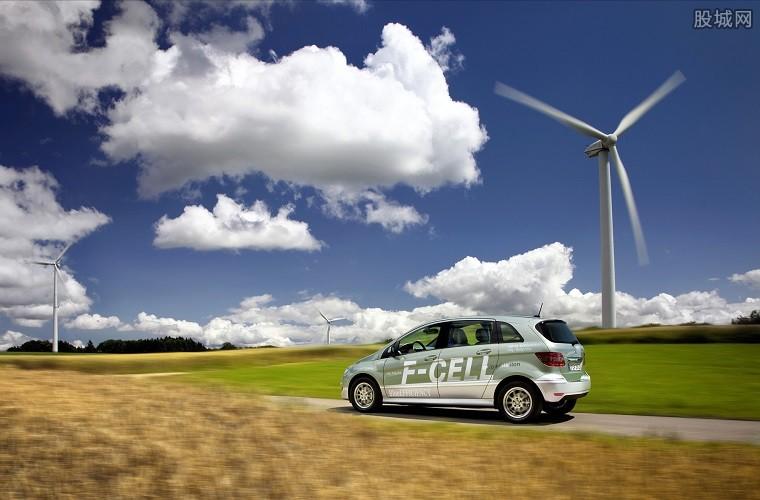 燃料电池车量产在即