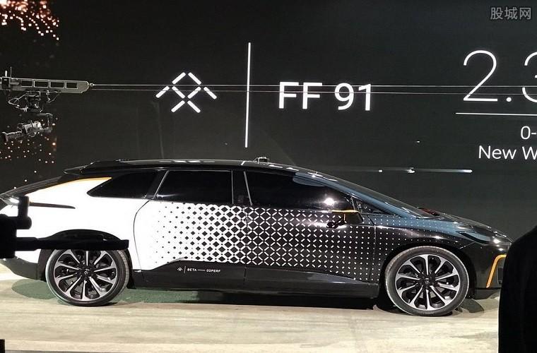 乐视首款电动车将量产