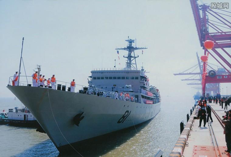 海军装备千亿级机遇