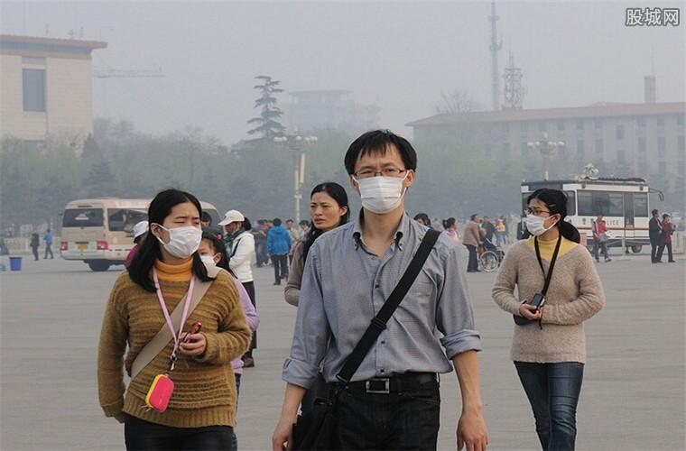 雾霾深重机构关注环保
