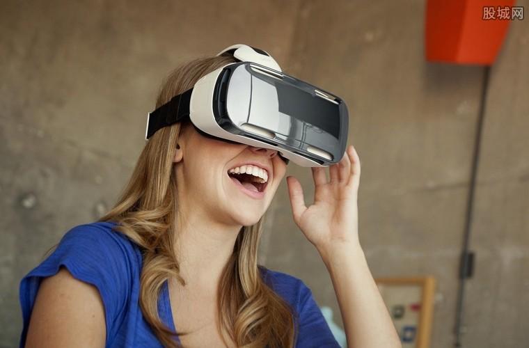 虚拟现实概念股有哪些