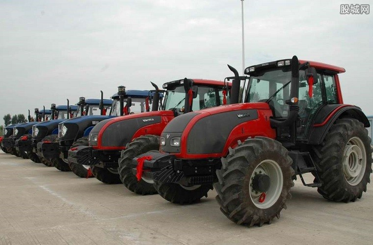 农机装备增长空间巨大
