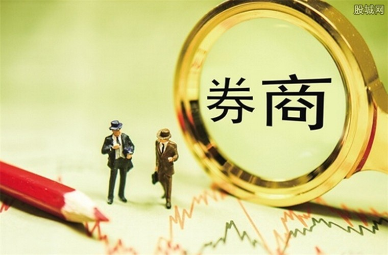 券商股投资价值显现