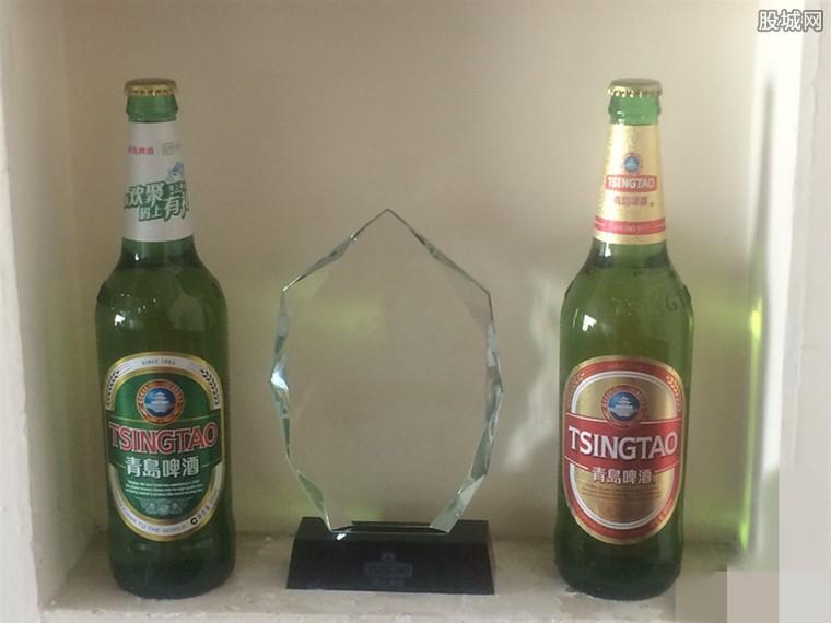 嘉士伯欲收购青岛啤酒
