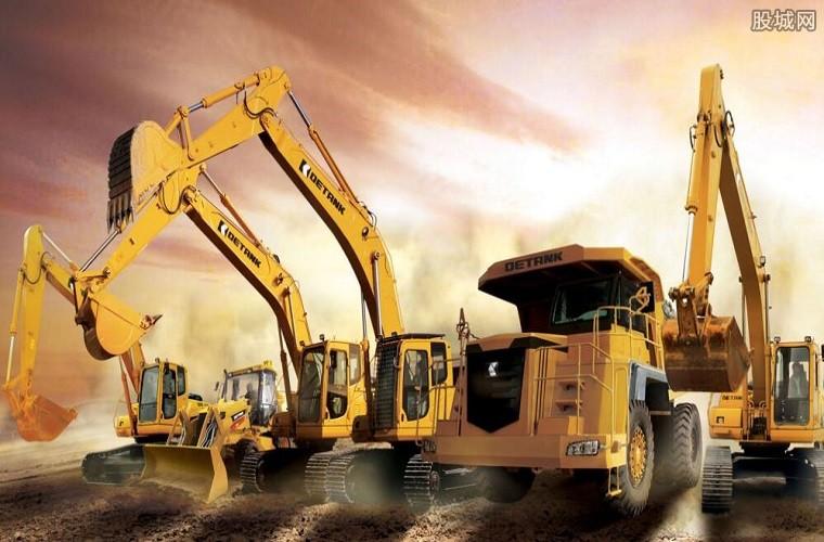工程机械销售持续增长