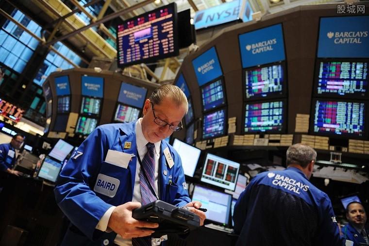 周三美股涨跌不一