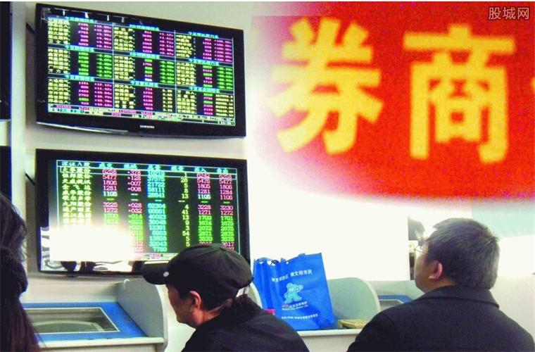 券商业务转型力度加大