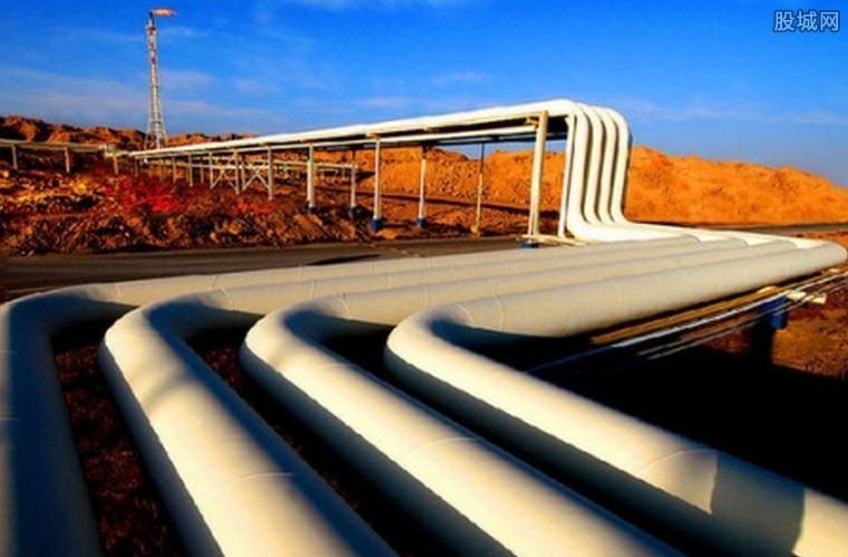 中国石油签俄气项目