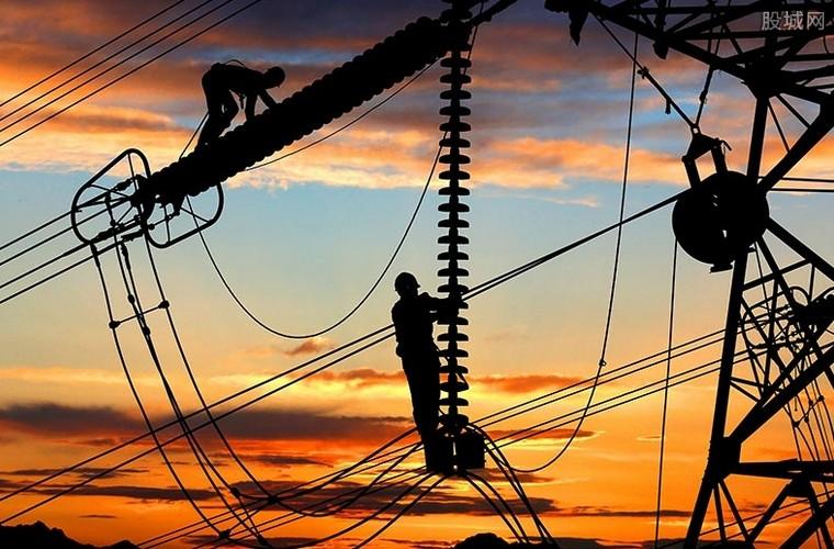 电力行业概念股
