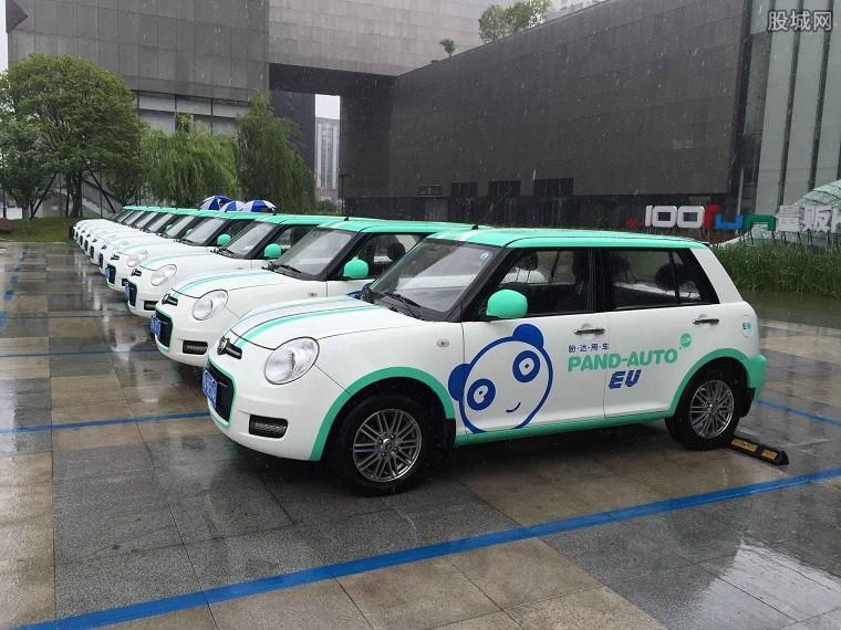 郑州开启共享汽车时代