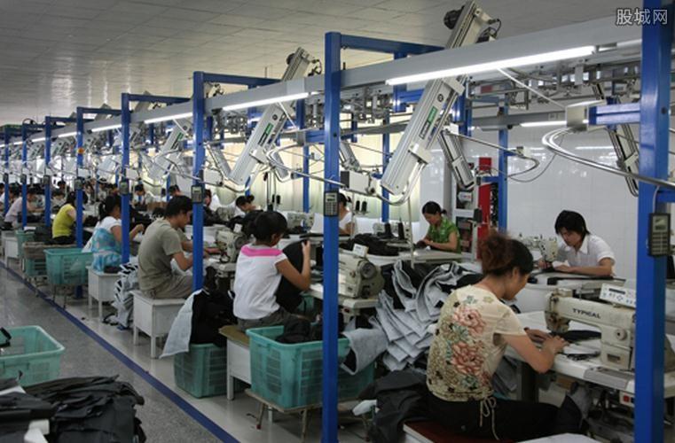 一季度制造业就业岗位增加