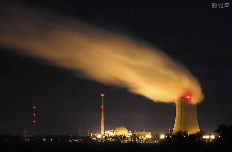 核电概念股有哪些