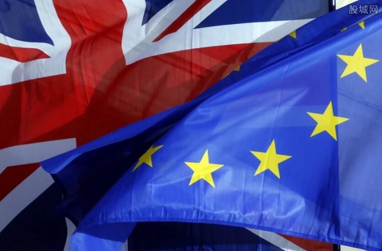 英国脱欧谈判达成一致