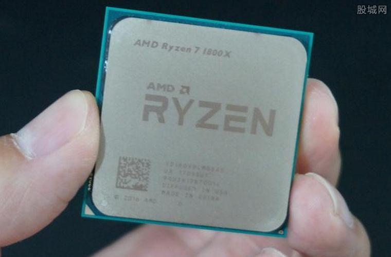 AMD股价周二重挫