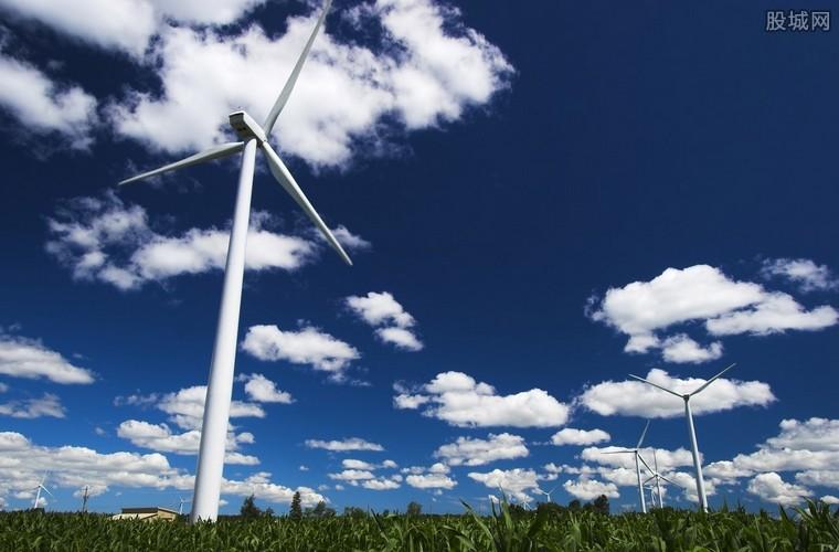 风能概念股有哪些