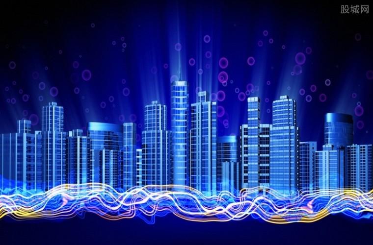 智慧城市概念股