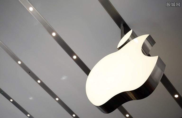 苹果股价再创历史新高
