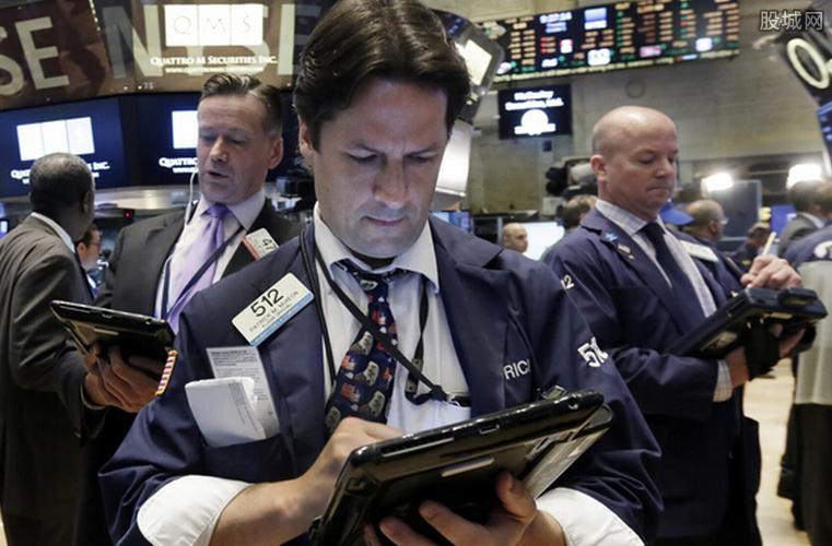 周三美股收盘有涨有跌