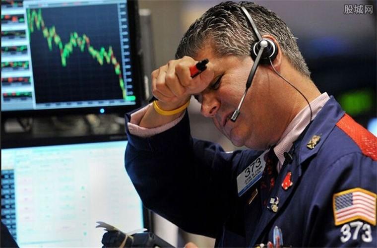 周三欧美股市全线下挫