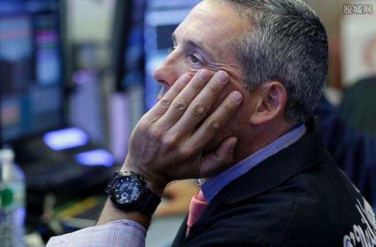 周二美国股市收低