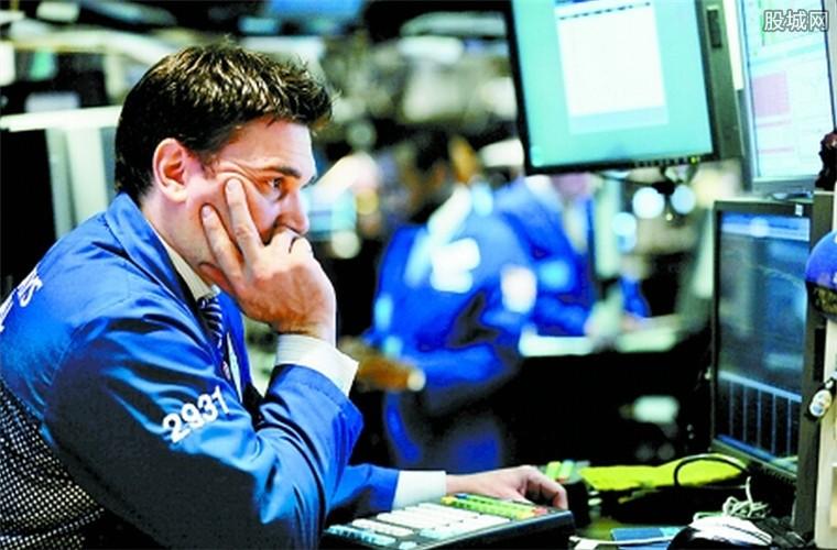周一欧美股市双双收跌