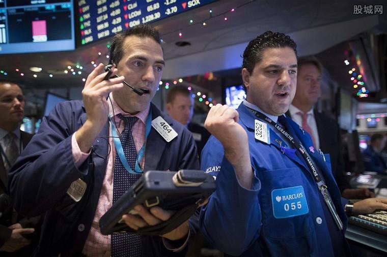 周二欧美股市全线上涨