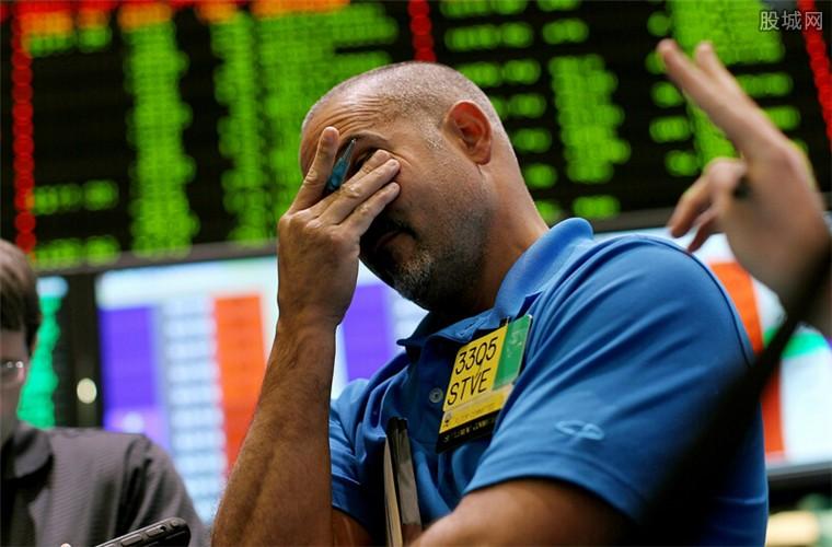 周四欧美股市集体重挫