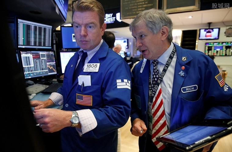 周一欧美股市震荡整理