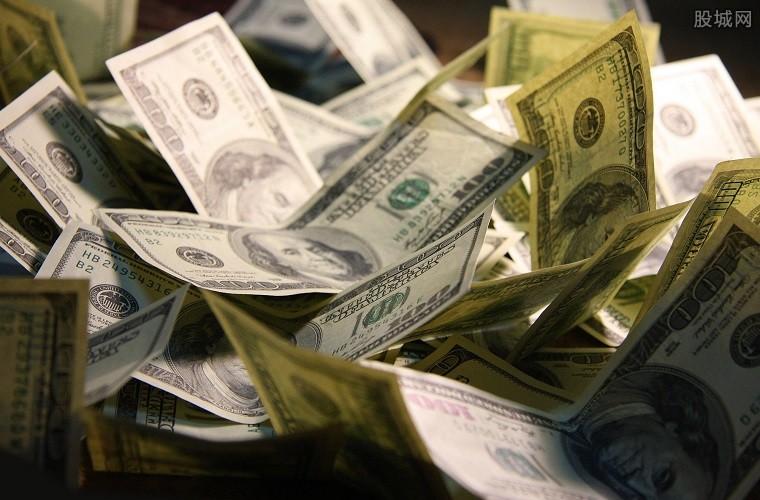 美元指数连续5月下滑