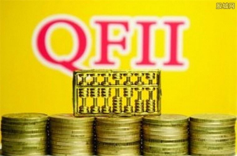 QFII二季度投资路径曝光