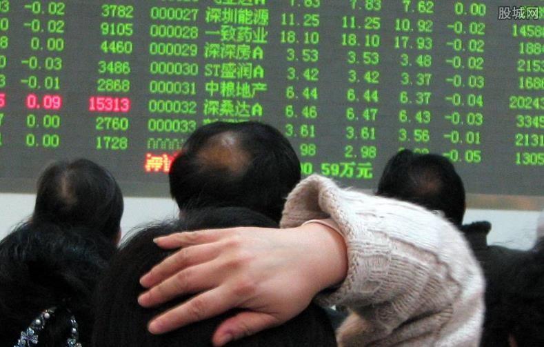 中国神华复牌涨停