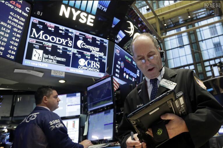 纽约股指涨跌互现报收