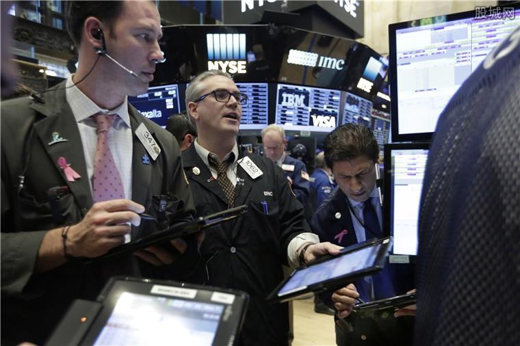 周一欧美股市齐涨