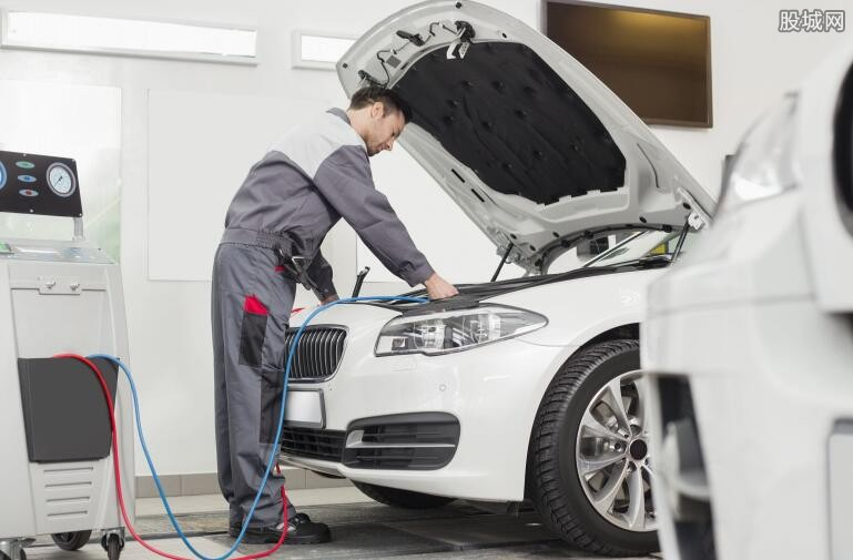 新能源汽车板块崛起