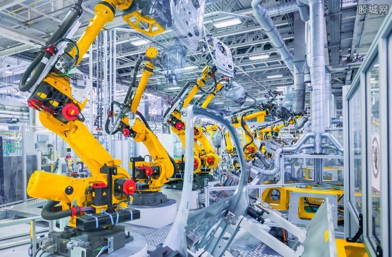工业增加值有所回升