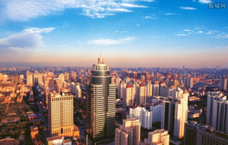 一线城市地产概念股