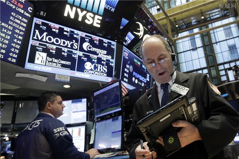 周五欧美股市涨跌互现