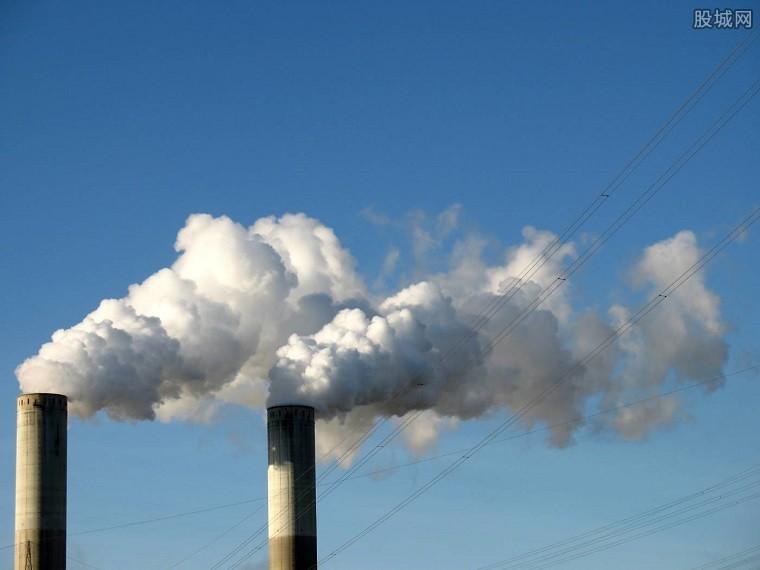 碳减排制约煤电发展