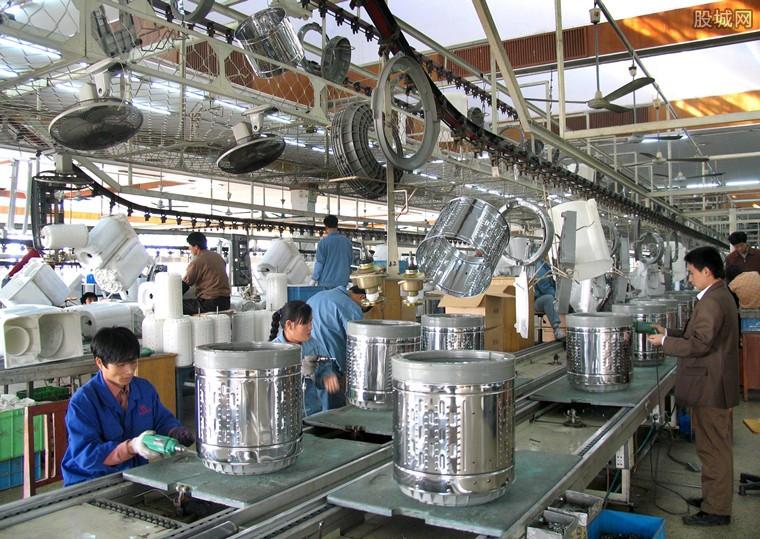 制造业保持稳中向好态势