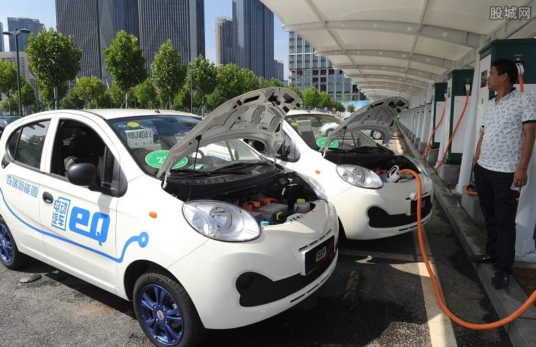 重庆鼓励新能源车发展