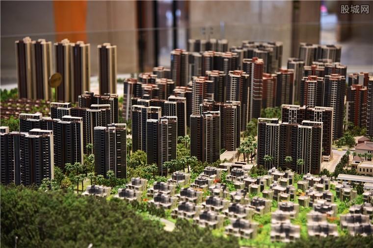 楼市进入不同发展时期