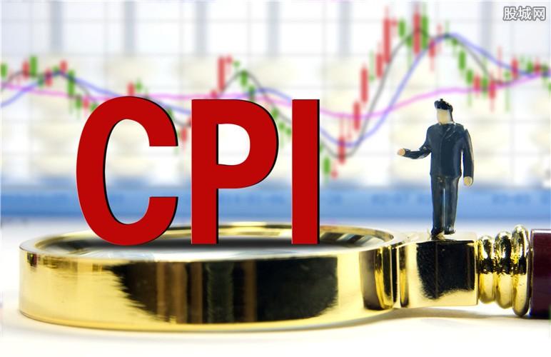 10月CPI环比上涨0.1%