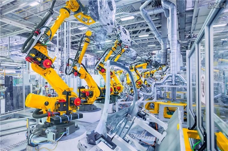 制造业迎历史性机遇