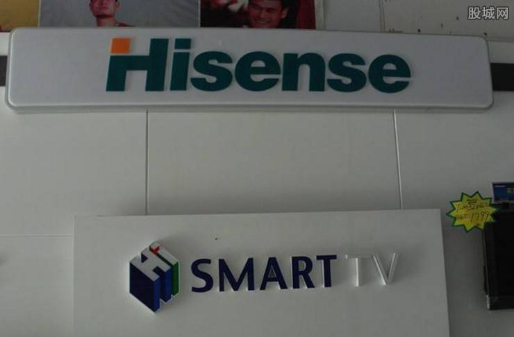 海信电器宣布收购东芝