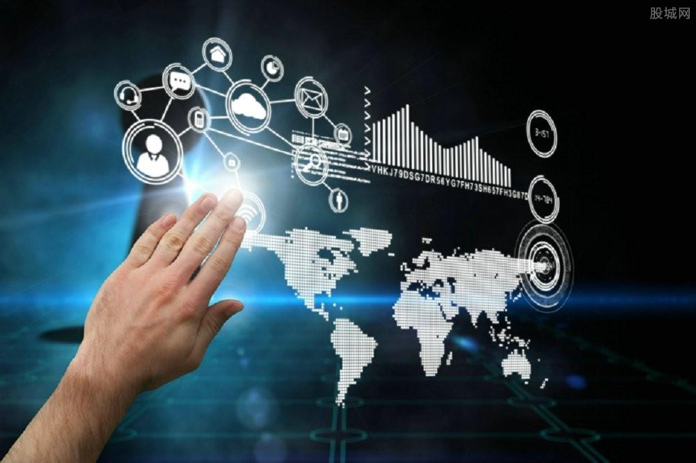 2017互联网概念股