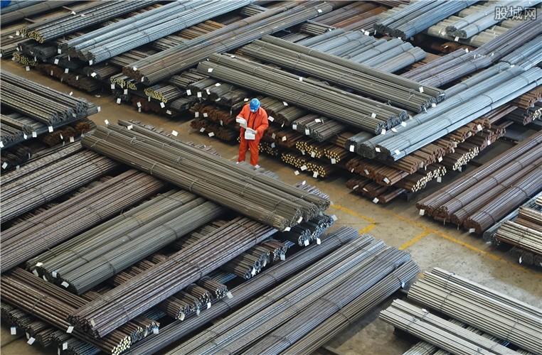 明年初钢材价格或上扬