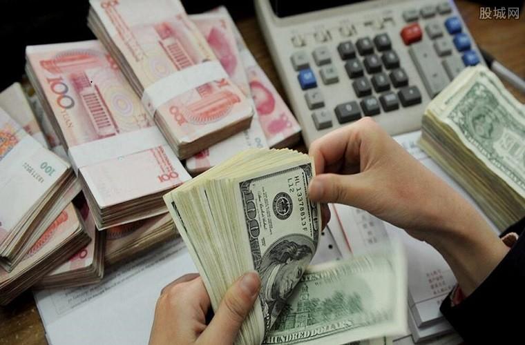 外汇储备规模31193亿美元