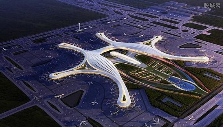 北京新机场概念股龙头